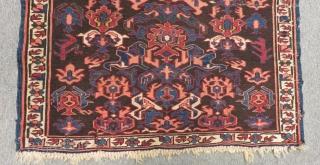 Antique Caucasian Zeyhur Sumuk Size.100x78cm