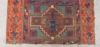 Antique East Anatolian Size.106x97cm