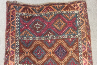 Antique East Anatolian Sivas Carpet Size.230x120cm