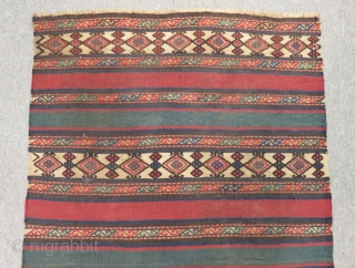 Antique Caucasian Cuval Size.113x75cm
