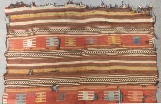 South Anatolian Mut Kilim Size.250x175cm