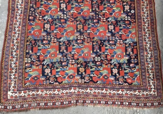 Antique khamse Carpet Size.262x162cm