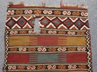 Antique Manastır Kilim Yastık Size.97x63cm