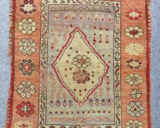 Antique East Anatolian Sivas Yastık Size.75x58cm