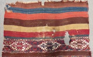 19th Century East Anatolian Malatya Cuval Size.180x112 Cm