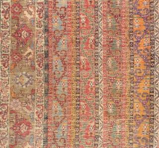 Antique East Anatolian Sivas Zara Rug Size.167x114cm
