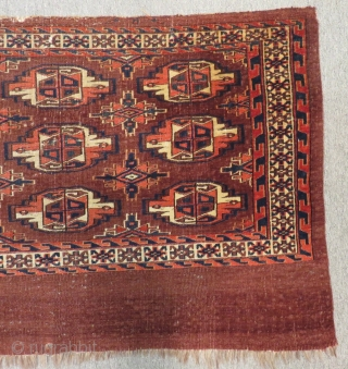 Antique Türkmen Yamud Cuval Size.105x65cm