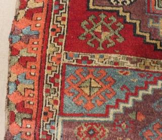 Early East Anatolian Sivas Rug Size.173x103cm