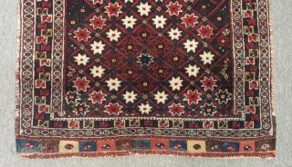 Antique Afshar Bagface Size.66x58cm