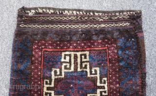 Antique Baluch Rug Bagface Size.38x30cm