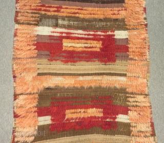 Antique East Anatolian Tulu Size.165x90cm