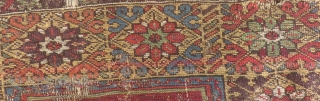 18th Century Central Anatolin Konya Prayer Carpet Size.142x110cm