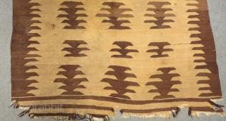19th Century Anatolian Kilim Size263x163cm