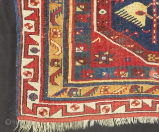 Second 19th Century West Anatolian Mekri Rug Size.170x108 Cm