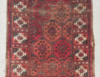 Antique Baluch Rug Size.210x90cm