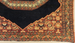 Antique Persian Horse Cover Size.100x86cm