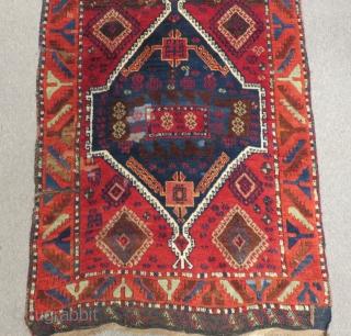 Antique East Anatolian Rug.104x324cm