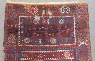 Antique East Anatolian Rug Size.188125cm