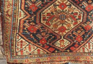 Antique Qashqai Bagface Size.74x55cm
