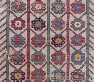 Antique Caucasian Shahsavan Rug Circa 1860.1870 Size.205x113cm
