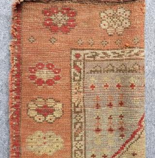 Early 19th Century East Anatolian Sivas Yastık
