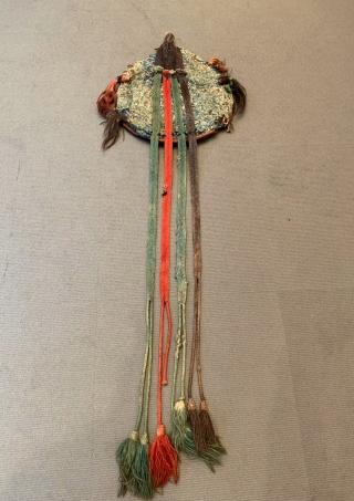 Second 19th C East Anatolian malatya Size.40x40 Cm