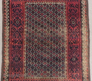 Antique Baluch Rug Size.134x84cm