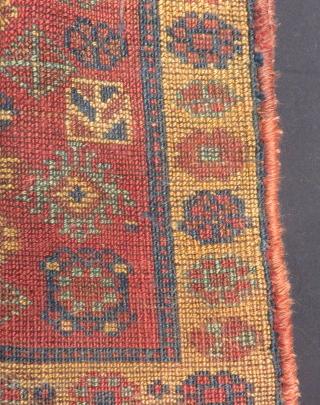Antique Persian Kurdish Bagface Size.50x50cm