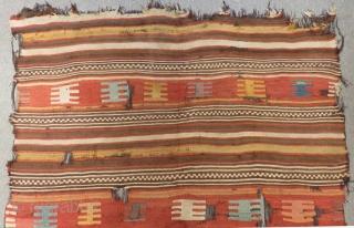 Early 19th Century South Anatolian Kilim Size.245x175 Cm