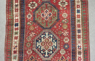 Very Good file Shahsevan Carpet Size.273x115cm