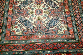 Antique Caucasian Seychour Rug, Origin: Caucasian, Circa: Turn of the 20th Century – Here is a truly wonderful and expertly crafted Antique oriental rug that is sure to delight: an antique Seychour  ...