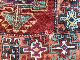 Yuruk rugs, more than any other type, exemplify the great nomadic tradition of Turkish carpet weaving (Yuruk means nomad in Turkish). Yuruks were produced in Eastern Anatolia, so at times they appear  ...