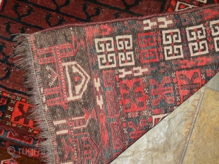 Ref 1475 Arabatchi engsi nineteenth century.  5'4 x 4'6 167 x 142. No restoration.