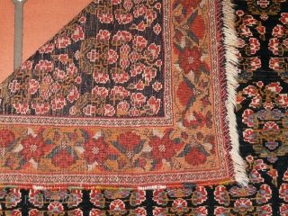 Ref 1349 Afshar, 5'10 x 4'3 - 176 x 127 Finely woven nineteenth century Afshar in excellent condition.