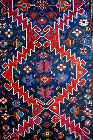 Antique Armenian Karabach, around 1900. 