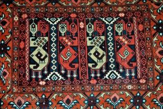 Ersari Beshir, 60 x 80 Cm.