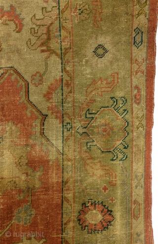 Ushak 303 x 390 Cm