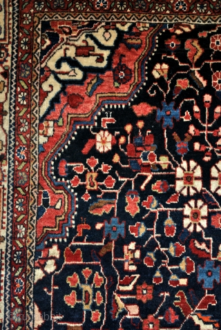 Farahan-Sarough, 'meaty'Jozan, 235 x 135 Cm 