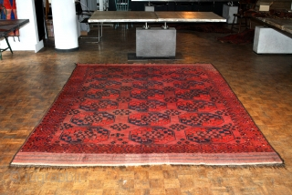 Ersari, 1880's. 224 x 320 Cm. No holes. 