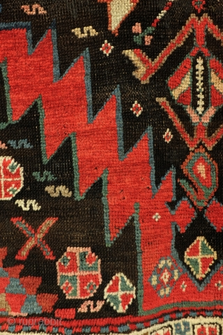 Antique Karabach, Armenian, 1890-1900. 
