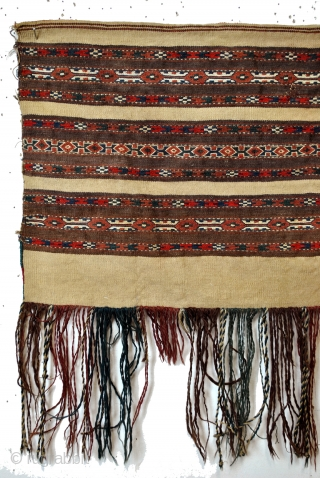 Torba Turkmen Yomuth nomads, early 20th century. 