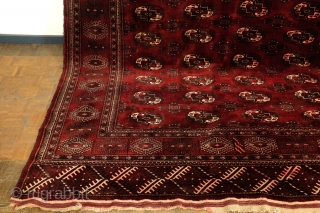 Turkoman Ersari, Tekke. 
