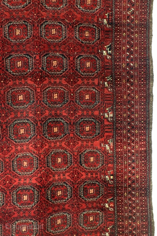 Turkoman Ersari Tekke. 
