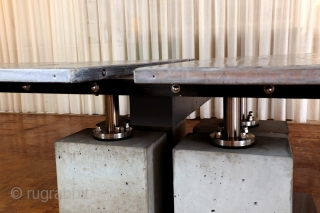 Partner desk, by Skipper. 