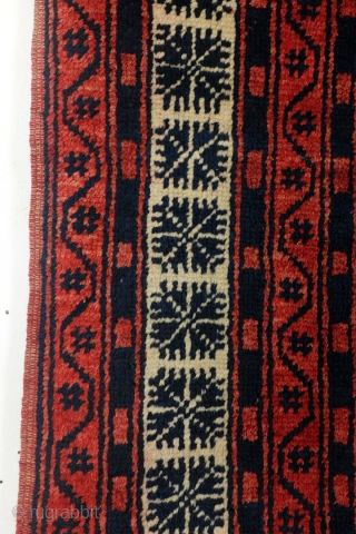 Yagdcibedir, west Anatolia, often mistaken as Balouch or Turkman. 