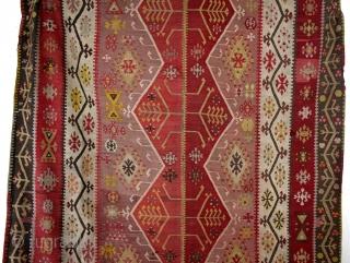 Reyhanli east Anatolia, antique, 203 x 410 cm's.