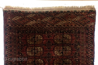 Tekke, late 19th century, 80 x 113 Cm. 
