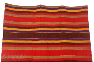 Qashqai , they call it Moj - means gulf in Farsi , 320 x 180 Cm. 19th - early 20th century. 