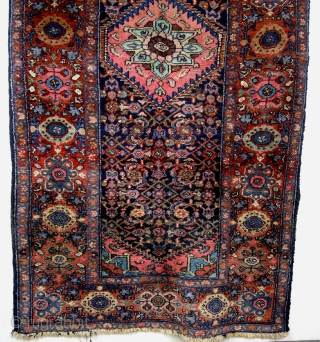 Kurd Bidjar, 1930's dozar size, 120 x 244 Cm. 