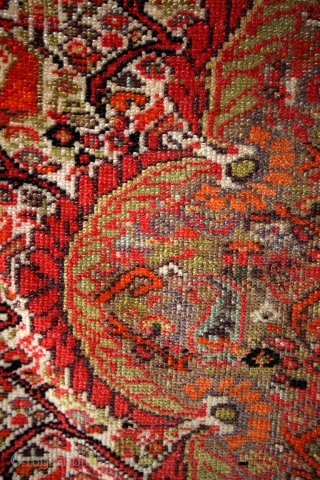 Great Senneh, 190 x 135 Cm. 